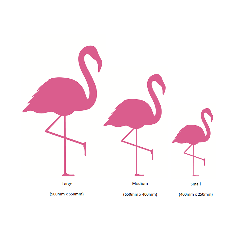 Flamingo Removable Wall...